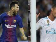 尴尬,皇马本赛季西甲总进球数和梅西个人进球数持平