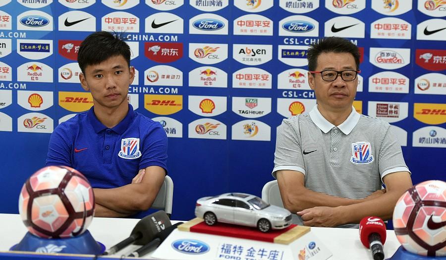 吴金贵:马丁斯能和球队合练了