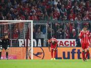 拜仁2-2狼堡,两球领先被扳平,乌尔赖希黄油手失误