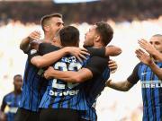 比赛集锦:国际米兰 1-0 热那亚
