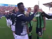 比赛集锦:萨索洛 0-1 博洛尼亚