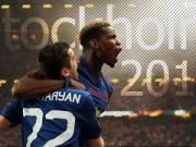 姆希塔良头顶脚踢成大腿,回顾曼联上赛季欧战26粒精彩进球