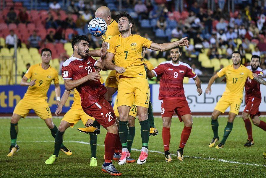 澳大利亚vs叙利亚次回合裁判安排:金哨伊尔马