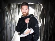 阿迪达斯发布Nemeziz 17梅西专属配色足球鞋