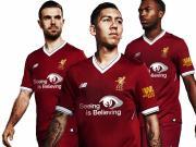珍爱视力,利物浦将穿着特别标识球衣出战双红会