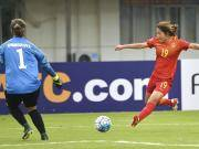 大喜娱乐官网集锦:中国U19女足 2-0 乌兹别克斯坦U19女足