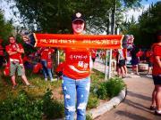 女球迷采访:她说,延边富德是她对家乡的寄托