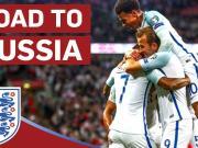 英格兰晋级之路:俄罗斯世界杯预选赛进大喜娱乐城全纪录