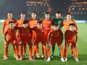 """""""我要上奥运""""第四轮:鲁能5-0新疆,人和卓尔精英晋级"""