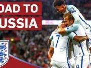 英格兰世预赛全部进球回顾,通往俄罗斯的路真的很不好走