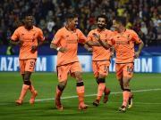 利物浦客场7-0马里博尔获赛季欧冠首胜,利物浦三人完成传射
