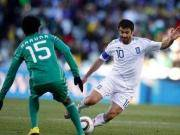 2010年世界杯专题丨B组:希腊2-1尼日利亚