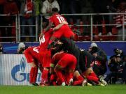 比赛集锦:莫斯科斯巴达 5-1 塞维利亚