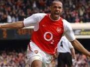 永远的海布里之王!2005年今天亨利成为阿森纳队历史最佳射手