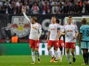 比赛集锦:RB莱比锡 3-2 波尔图