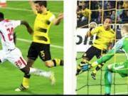联赛主场不败金身被破,回顾多特对阵莱比锡的五球大战