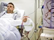 为生命点赞,克拉什尼奇第三次换肾成功
