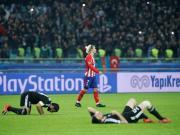 比赛集锦:卡拉巴克 0-0 马德里竞技