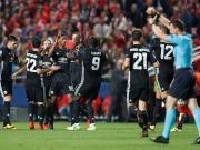 曼联客场1-0本菲卡小组赛3连胜,拉什福德诡异超远任意球得分