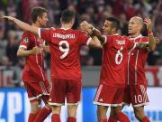 拜仁3-0凯尔特人,穆勒破门,基米希、胡梅尔斯头球建功