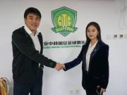 向中超俱乐部取经,王俊奇带队访问国安
