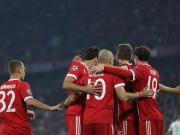 比赛集锦:拜仁慕尼黑 3-0 凯尔特人