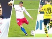 维尔纳连续过人后破门,魏格尔爆射,德甲W辈球员十佳进球