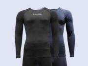 为秋冬运动保驾护航,懂球帝自制紧身衣套装129元抢购!
