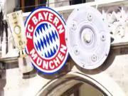 啤酒足球和奖杯,这里是拜仁慕尼黑的家—巴伐利亚