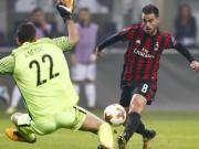 比赛集锦:AC米兰 0-0 雅典AEK