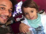 节奏感超强,马塞洛和他的小宝贝玩起B-BOX来又萌又搞笑