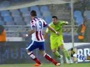 头顶脚踢斩获12粒联赛进球,回顾曼朱基奇短暂的西甲时光