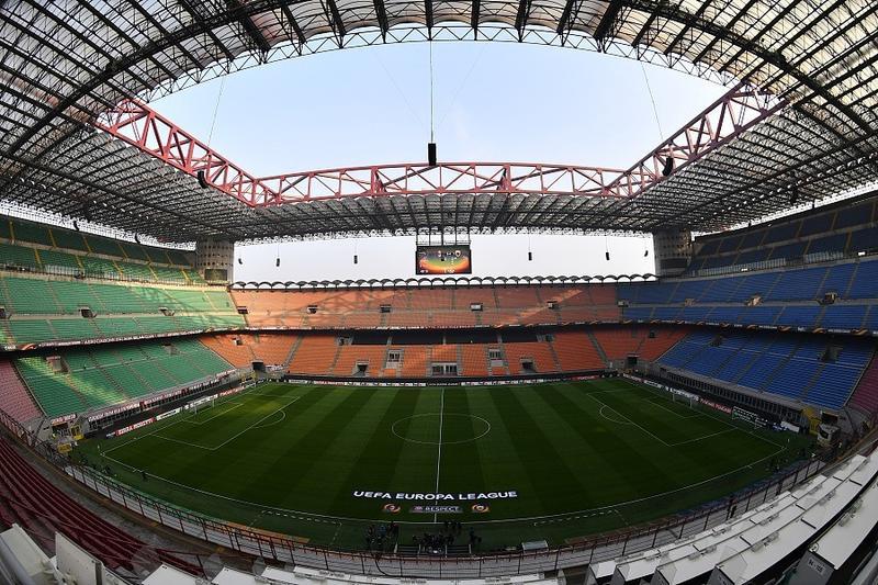 意大利國家隊今晚將在圣西羅球場迎戰瑞典隊,首回合0-1輸球的藍衣軍團圖片