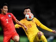 比赛集锦:韩国 2-2 中国