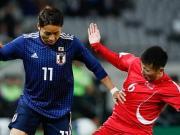比赛集锦:日本 1-0 朝鲜