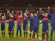 比赛集锦:法兰克福 0-1 拜仁慕尼黑