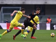 比赛集锦:切沃 0-0 罗马