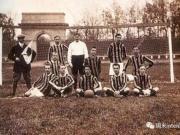 国际米兰百年史:1909-10赛季