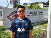 AF球迷访谈:视C罗为偶像的新加坡球队U14前锋Haikal