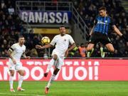 国米1-1罗马遭遇联赛六轮不胜,沙拉维破门,贝西诺头球救主
