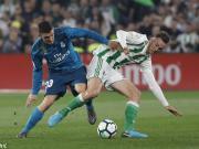 比赛集锦:皇家贝蒂斯 3-5 皇家马德里