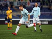 比赛集锦:拉齐奥 2-0 维罗纳