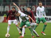 比赛集锦:AC米兰 1-0 卢多戈雷茨