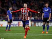 比赛集锦:马德里竞技 1-0 哥本哈根