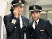 制服诱惑!内马尔领衔巴黎球星化身飞机机长,颜值真不是盖的
