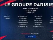 巴黎战马赛大名单:内马尔入选