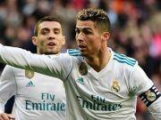 比赛集锦:皇家马德里 4-0 阿拉维斯