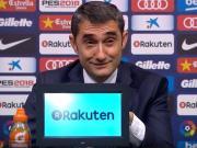 巴尔韦德:人们以为梅西踢球就很简单,其实不是