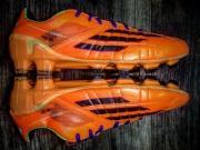 亮点颇多!解密范佩西定制款adizero f50足球鞋