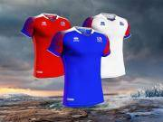 冰与火之歌,冰岛国家队2018世界杯球衣发布